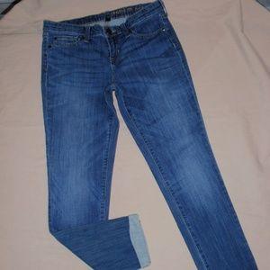 Gap Premium Boyfriend Jeans 27R Sz 4